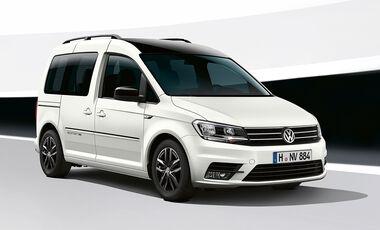 VW Caddy Edition 35