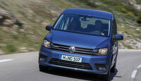 VW Caddy Facelift 2015