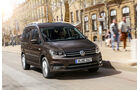 VW Caddy Facelift 2015