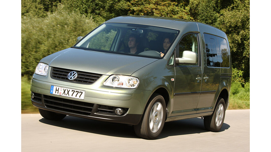 VW Caddy Life 2.0 TDI