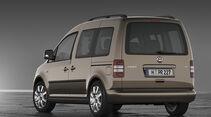 VW Caddy Modelljahr 2010