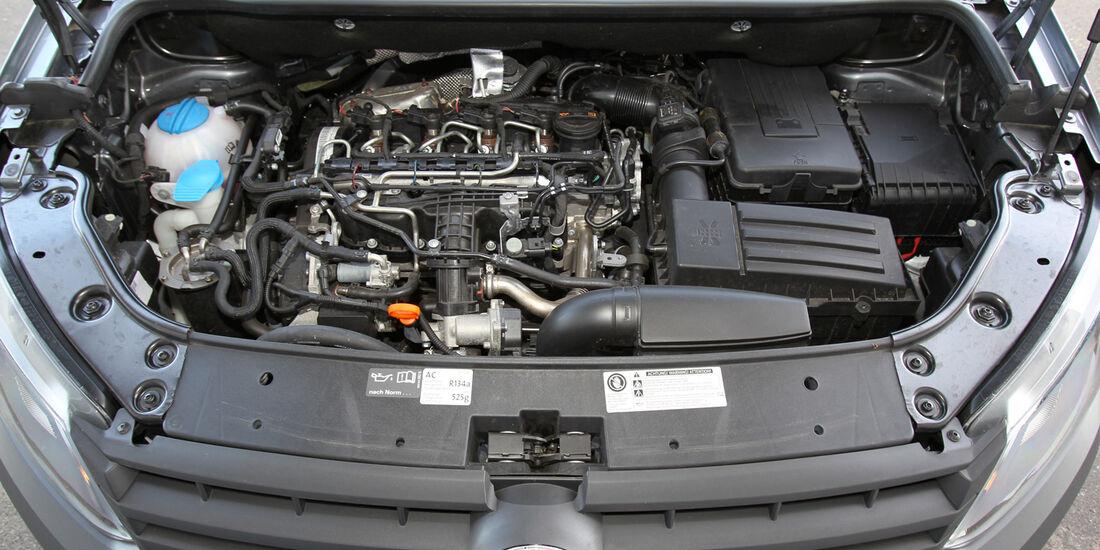 VW Caddy, Motor