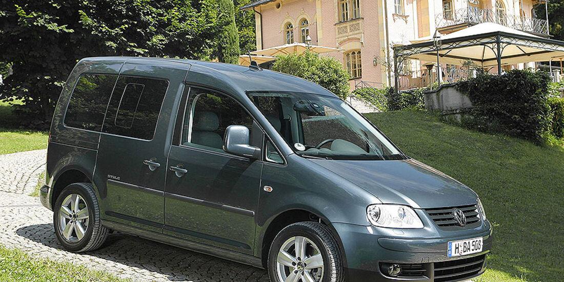 VW Caddy Normal
