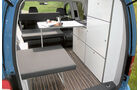VW Caddy Reimo Active Camp, Caravan Salon 2014