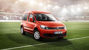 VW Caddy, Sondermodell Soccer