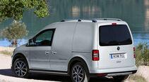 VW Caddy Transporter, 2013