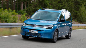 VW Caddy V (2020)