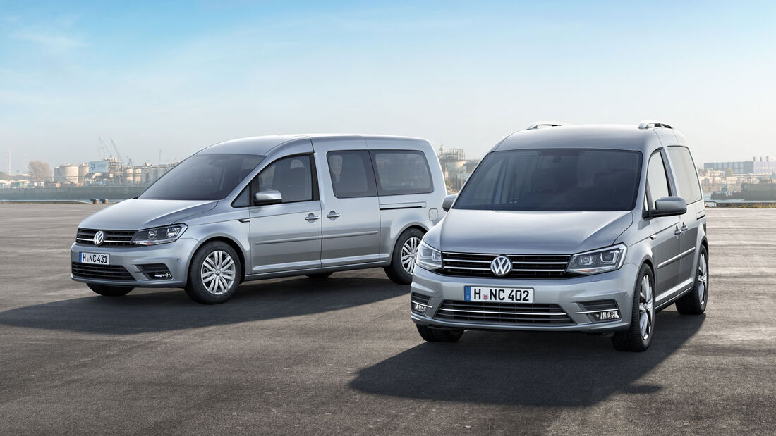 VW Caddy - VW Caddy Maxi - Hochdachkombi