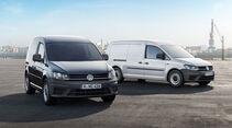 VW Caddy - VW Caddy Maxi - Nutzfahrzeuge - Kastenwagen
