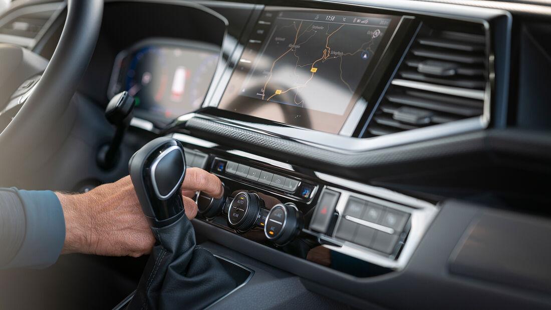 VW California 6.1 2.0 TDI Ocean, Interieur
