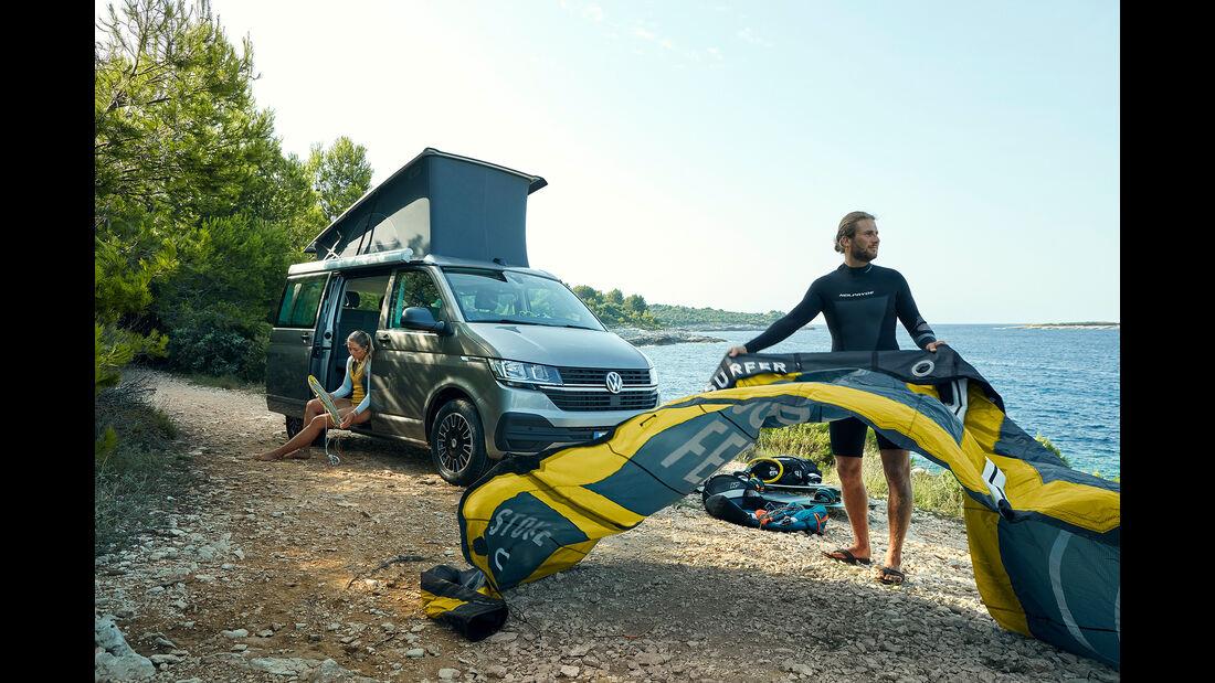 VW California 6.1 Beach