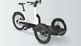 VW Cargo-E-Bike