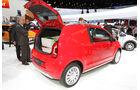 VW Cargo Up Autosalon Genf 2012, Messe