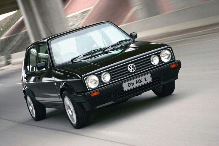 VW Citi Golf Mk1