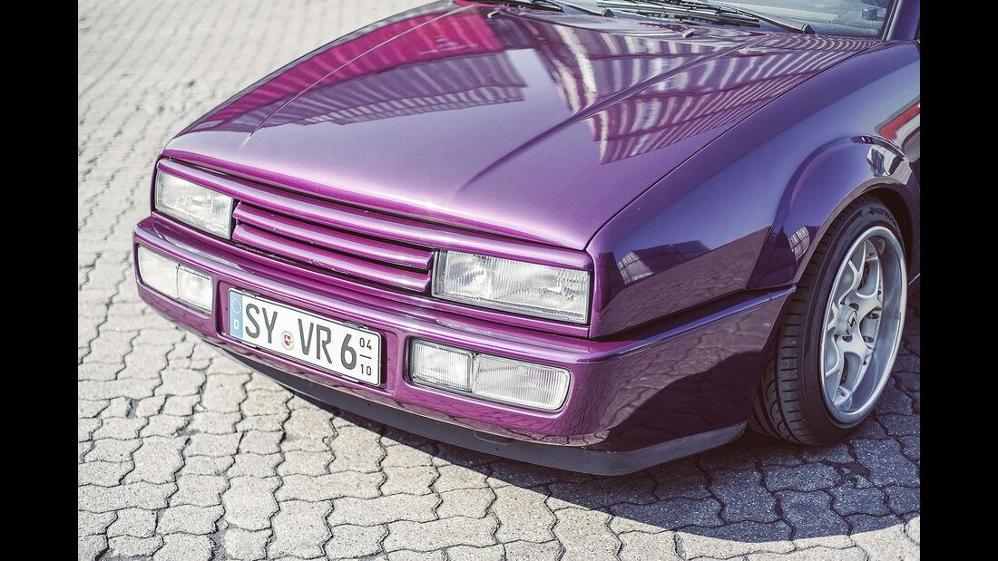 VW Corrado, Exterieur