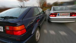 VW Corrado G60, Opel Calibra 2.0i 16V