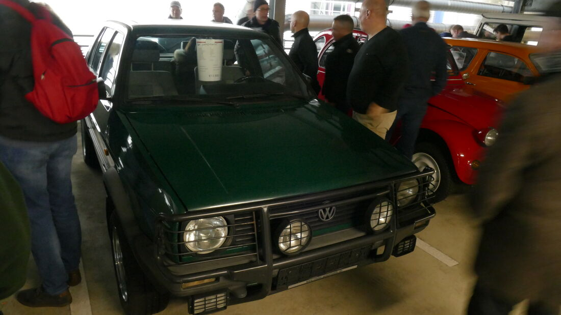 VW Country auf der Bremen Classic Motorshow 2020