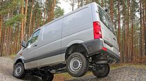 VW Crafter 4Motion 4x4 Achleitner Supertest