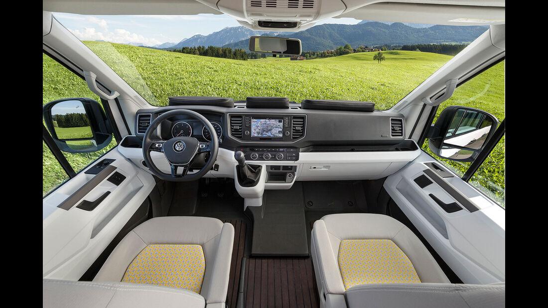 VW Crafter California XXL