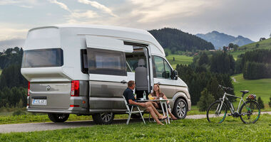 VW Crafter California XXL