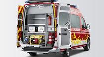 VW Crafter Feuerwehr