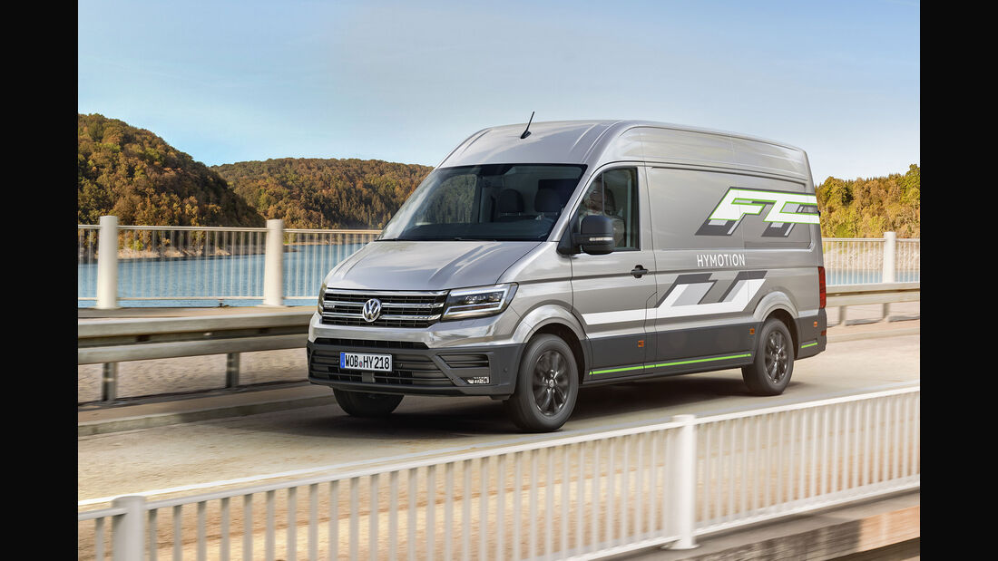 VW Crafter HyMotion
