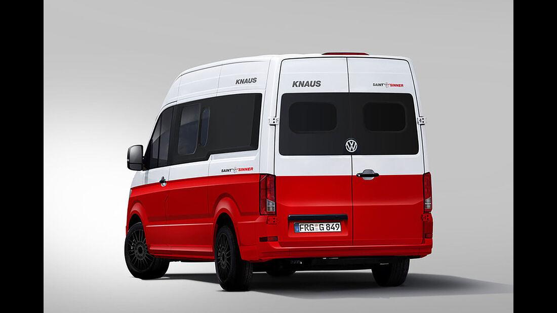 """VW Crafter Knaus Tabbert """"Saint & Sinner"""""""