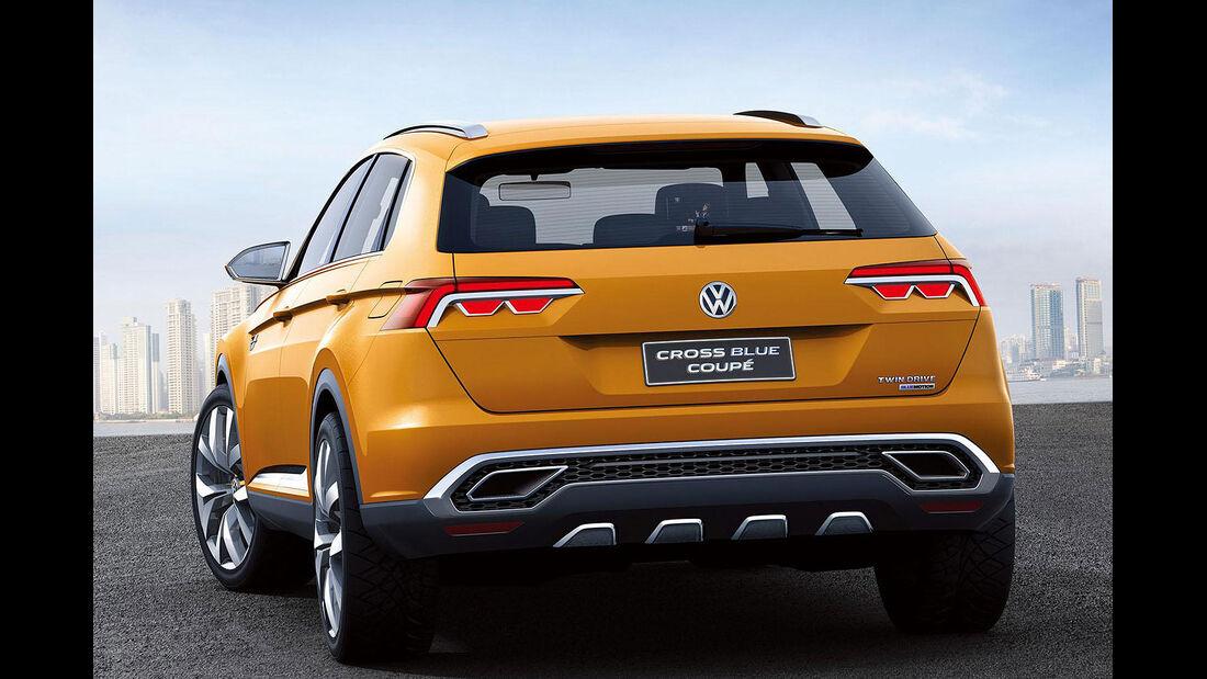 VW Cross Blue Tiguan Coupé