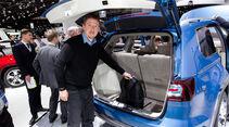 VW Cross Blue Tiguan XL Sitzprobe Jens Dralle