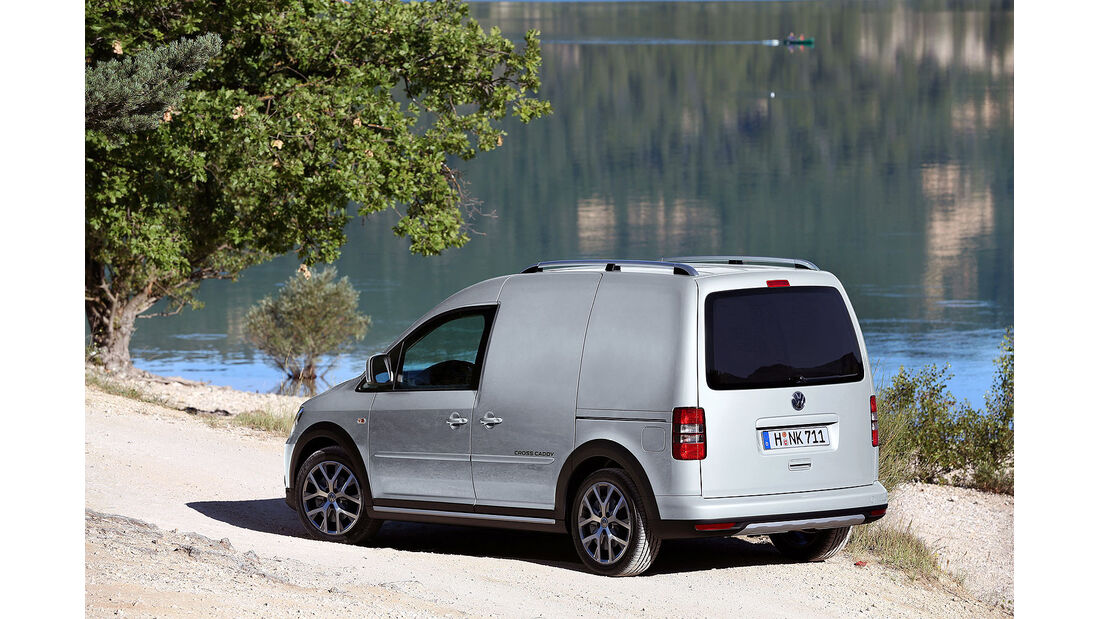 VW Cross Caddy 2.0 TDI 4Motion