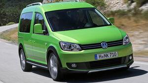 VW Cross Caddy, IAA Nutzfahrzeuge 2012