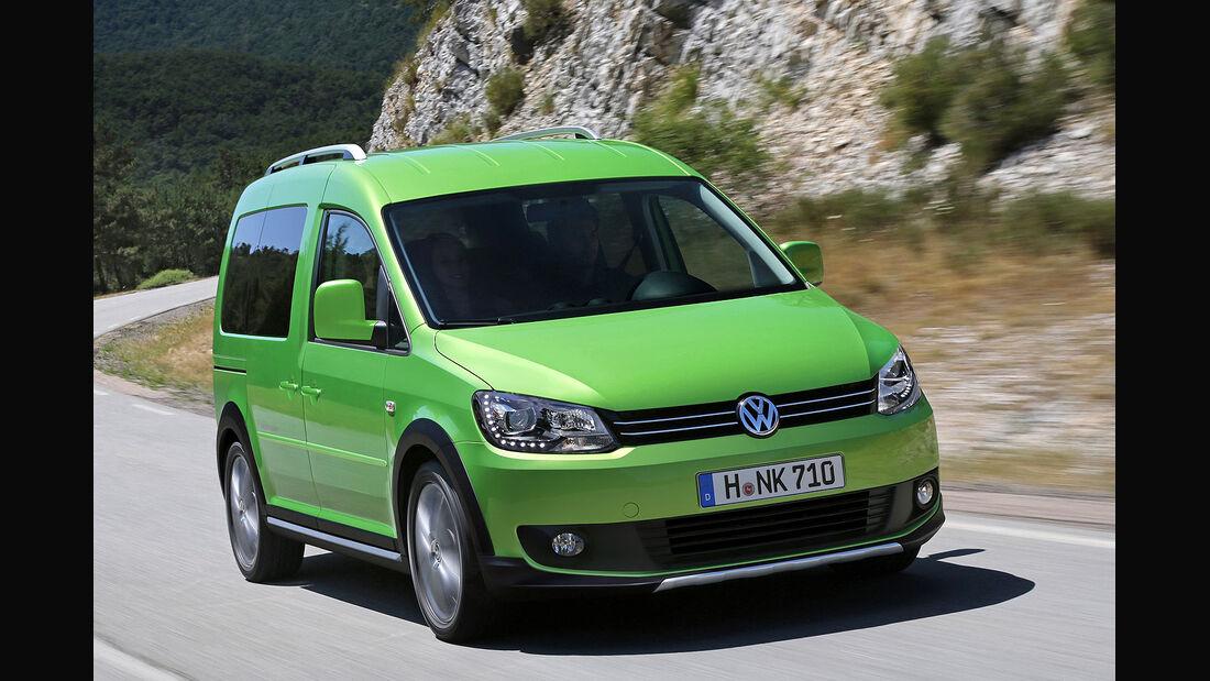 VW Cross Caddy