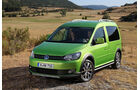 VW Cross Caddy