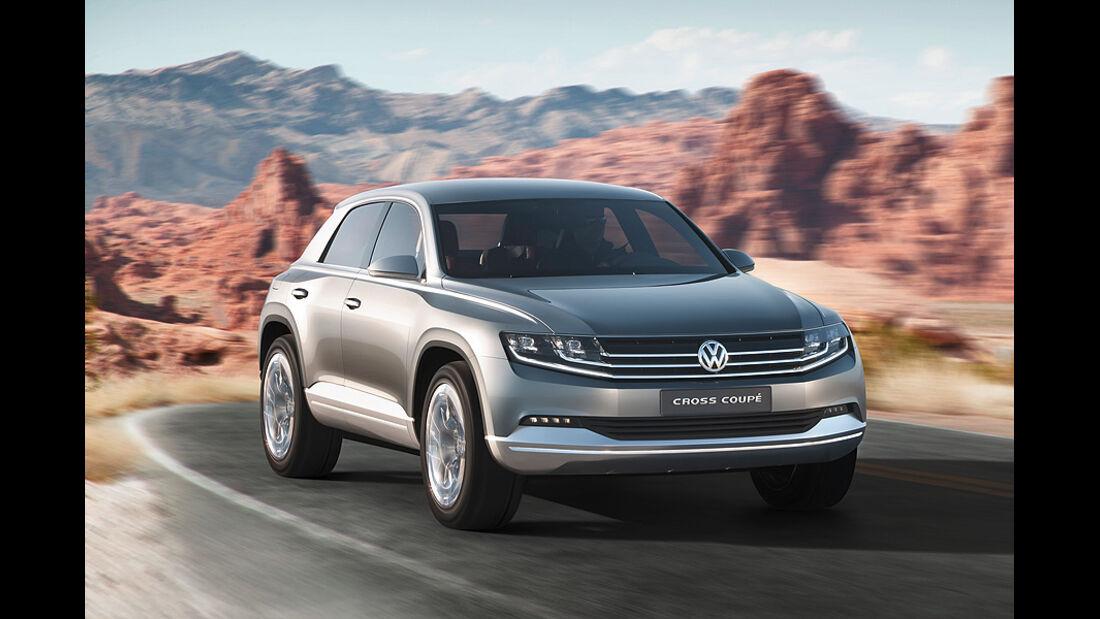 VW Cross Coupé