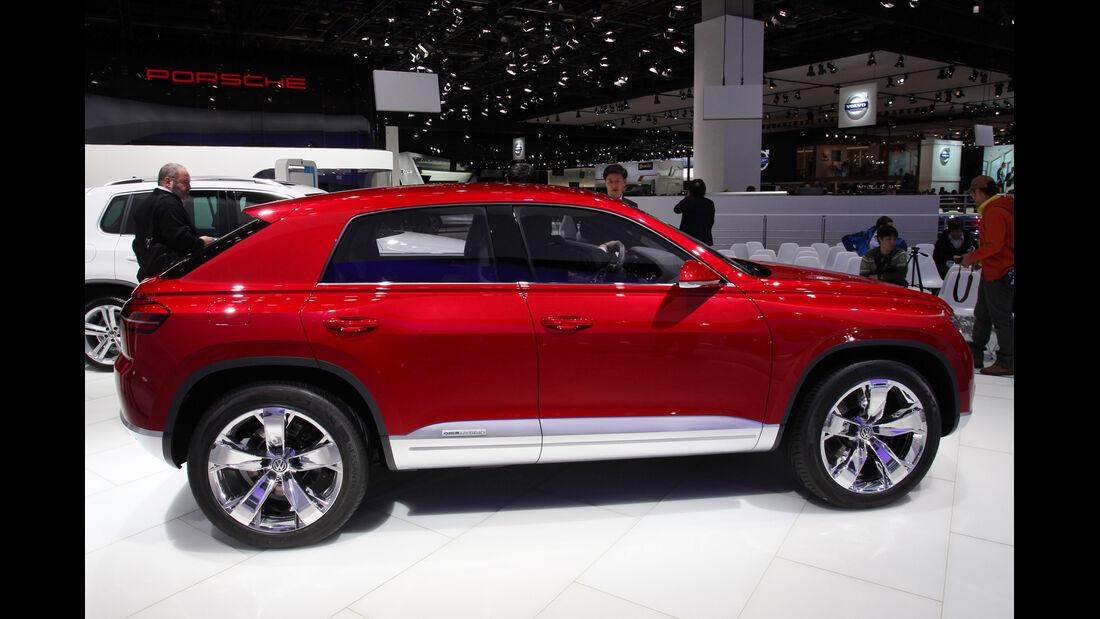 VW Cross Coupé Detroit 2013