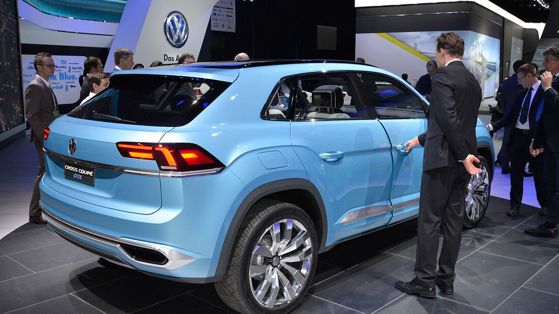 VW Cross Coupé GTE