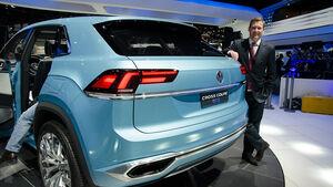 VW Cross Coupé GTE Sitzprobe
