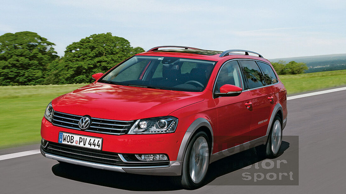 VW Cross Passat Variant