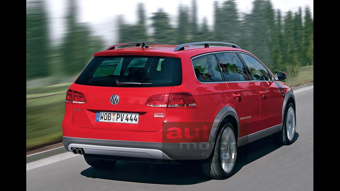 VW Cross Passat Variant