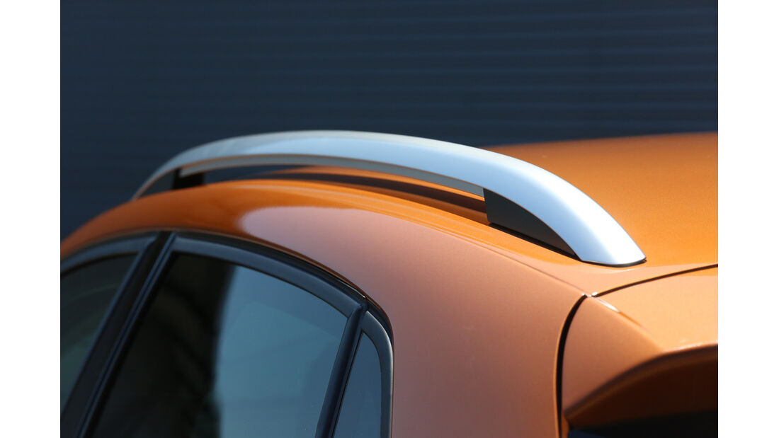 VW Cross Polo 1.2 TSI, Dachreling