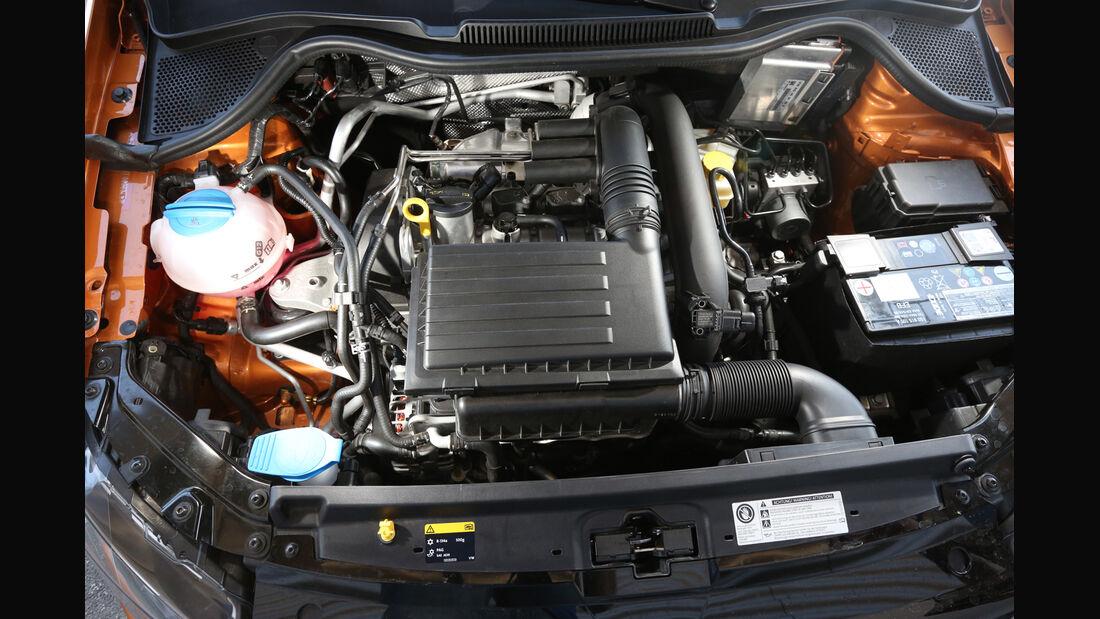 VW Cross Polo 1.2 TSI, Motor