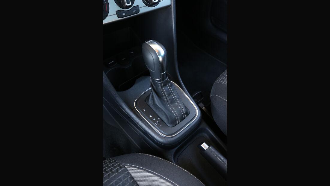 VW Cross Polo 1.2 TSI, Schalthebel