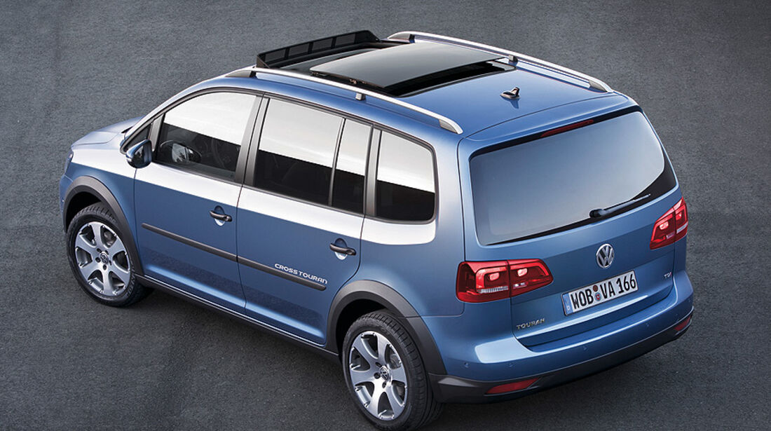 VW Cross Touran