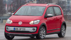 VW Cross Up, Frontansicht