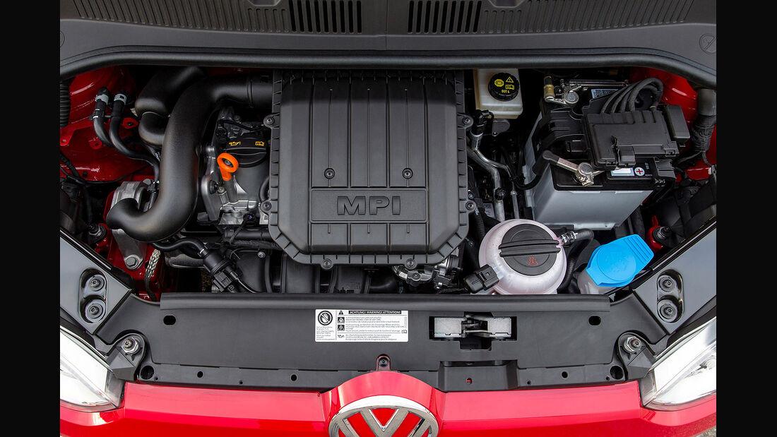 VW Cross Up, Motor