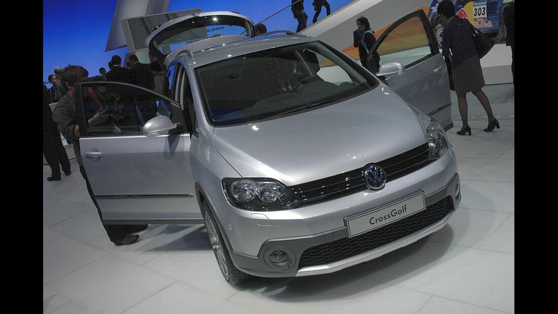 VW CrossGolf