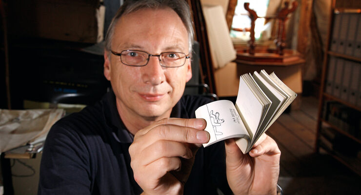 VW Daumenkino, Bernd Stegemann