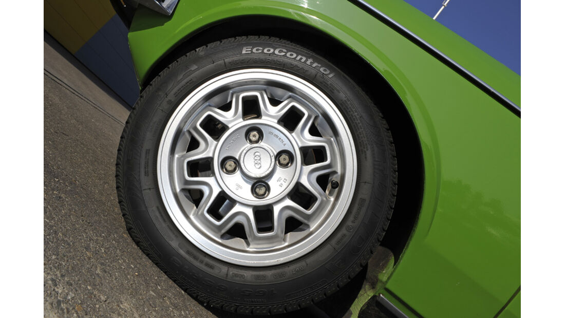 VW Derby, GLS, Rad