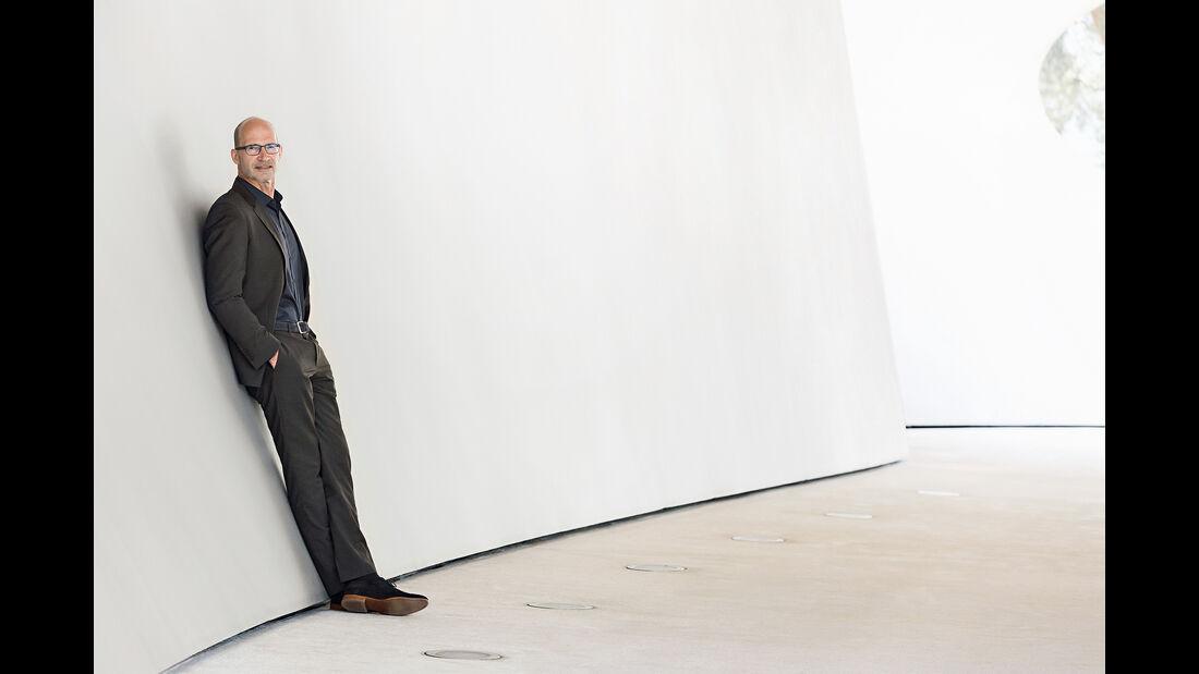 VW-Designchef Klaus Bischoff