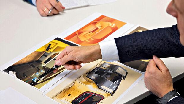VW-Designchef Michael Mauer